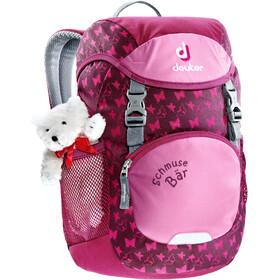 Deuter Schmusebär Backpack Kids 8l magenta